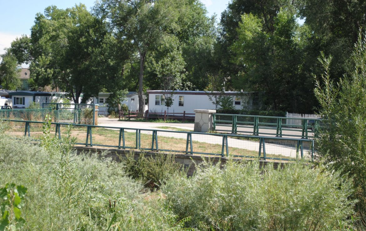 Mapleton Mobile Home Park Ownership Homes