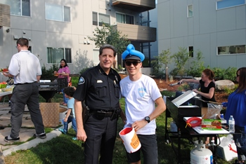 Lumine at 28th hosts National Night Out Event